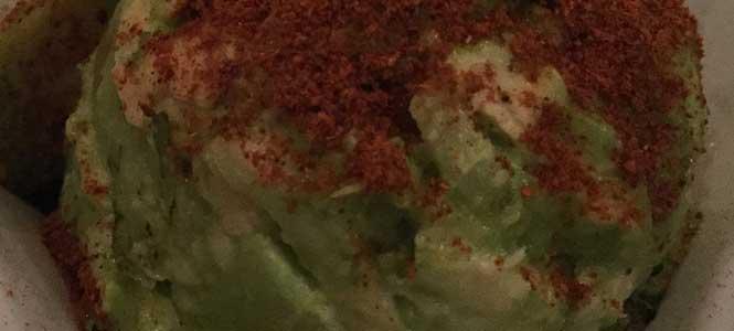 Kari guacamole