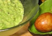 Náhled dietní guacamole se sýrem cottage