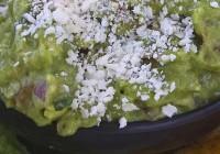 Náhled guacamole s parmezánem a bazalkou
