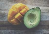 Náhled mango-avokádové guacamole