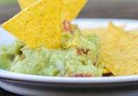 Náhled zázvorové guacamole
