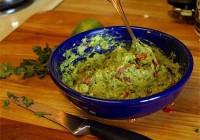 Náhled klasické guacamole